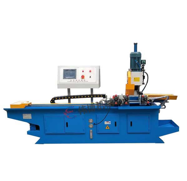 Automatic tailless pipe cutter